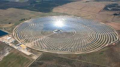 Gemasolar, Spain © Torresol Energy